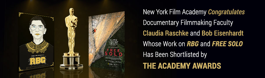 New York Film Academy Congratulates Documentary Filmmaking Faculty Claudia Raschke and Bob Eisenhardt Whose Work on