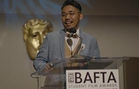 NYFA Docs Student Awarded BAFTA-GSA Grant