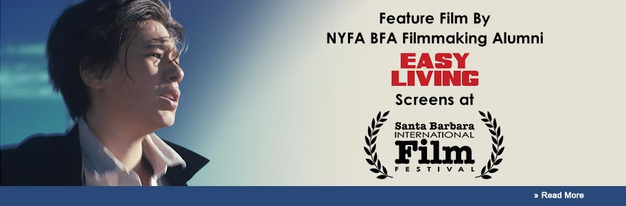 NYFA Alumni Film 'Easy Living'