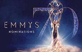 Emmy Award Nominations Recognize Incredible Achievements of New York Film Academy Community