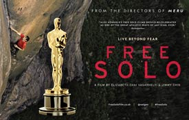 'Free Solo' Wins Best Documentary