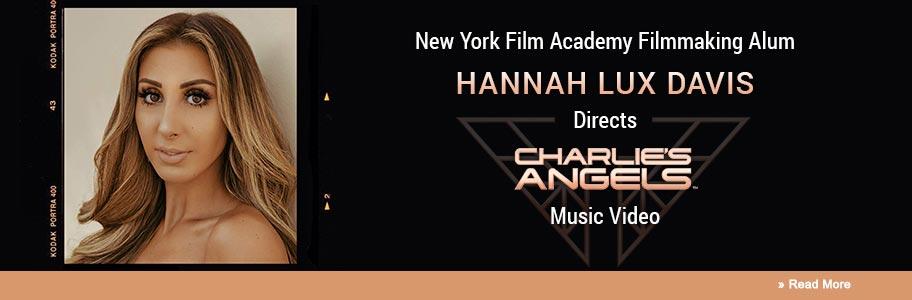 NYFA Alum Directs 'Charlie's Angels' Video
