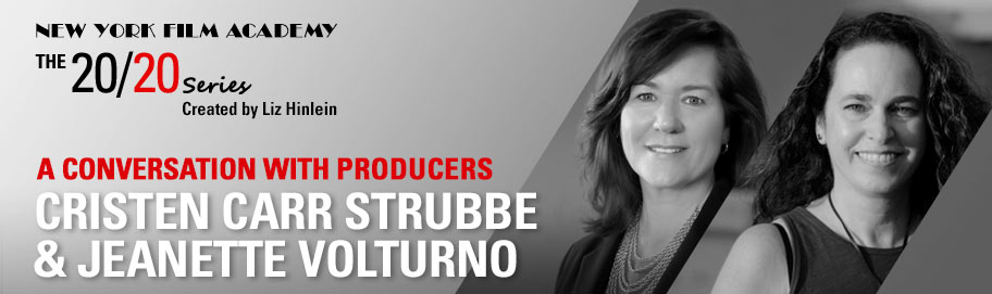 NYFA Welcomes Producers Cristen Carr Strubbe and Jeanette Volturno