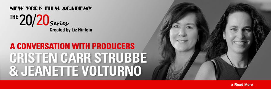 The YFA Welcomes Producers Cristen Carr Strubbe and Jeanette Volturno