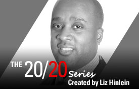 The 20/20 Series Welcomes NYFA Chair Randall Dottin