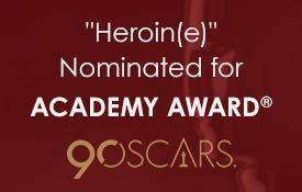 'Heroin(e)' with NYFA's Kristen Nutile is Nominated for Academy Award