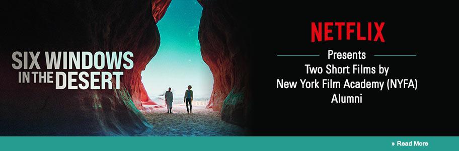 NYFA Alumni Films on Netflix