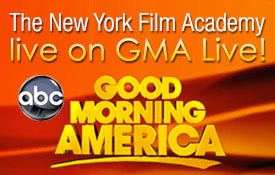 The New York Film Academy on Good Morning America