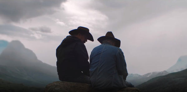 "Scene from ""Sins of the Father"" episode of 'Yellowstone' (Directed by Stephen Kay)"