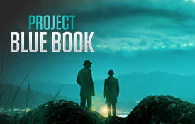 NYFA Instructor David O'Leary Premieres 'Project Blue Book'