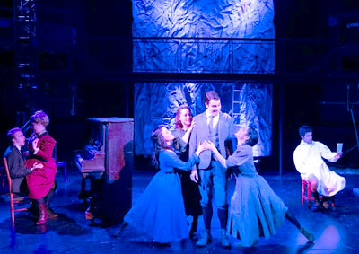 Musical theatre students sing in NYFA production of Spring Awakening