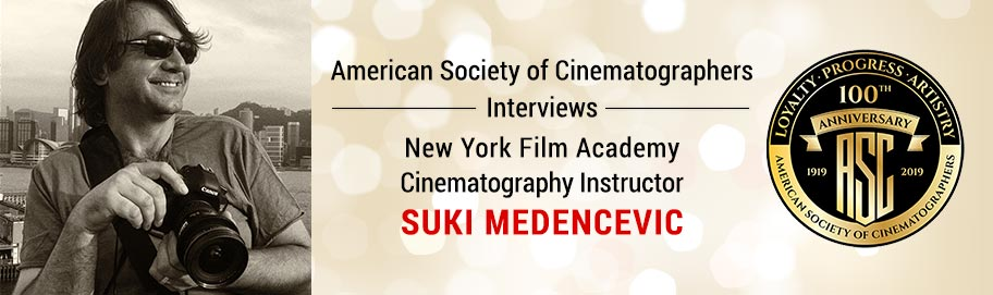 ASC Interviews Cinematography Instructor Suki Medencevic