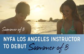 NYFA Los Angeles Instructor to Debut Summer of 8