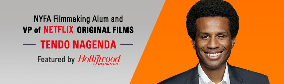 NYFA Alum & VP of Netflix Original Films Tendo Nagenda
