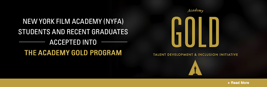 NYFA Students and Grads Accepted into The Academy Gold Program