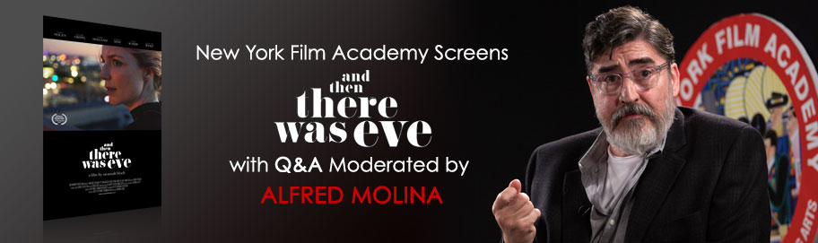 NYFA Q&A Moderated by Alfred Molina