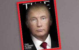 TIME Magazine Cover Features a Composite Image Created by New York Film Academy Senior Photography Instructor Nancy Burson