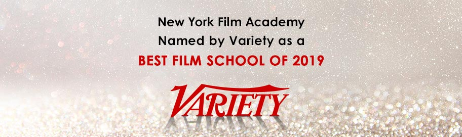 NYFA Named by Variety as Best Film School of 2019