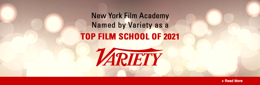 NYFA Named by Variety as Top Film School For 2021