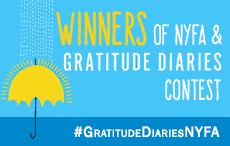 Gratitude Diaries Father's Day Contest Results
