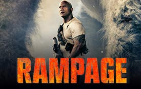 Motion-Capture Actor and NYFA Grad Jason Liles Stars in Rampage with Dwayne 'The Rock' Johnson