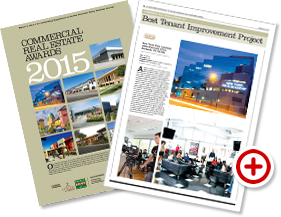 A thumbnail of Commercial Real Estate Awards 2015