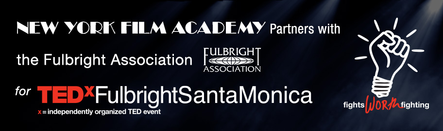 NYFA is the primary sponsor of TEDx Fulbright 2015