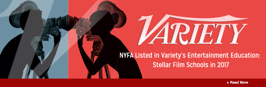 NYFA Listed in Variety's Entertainment Education: Stellar Film Schools in 2017