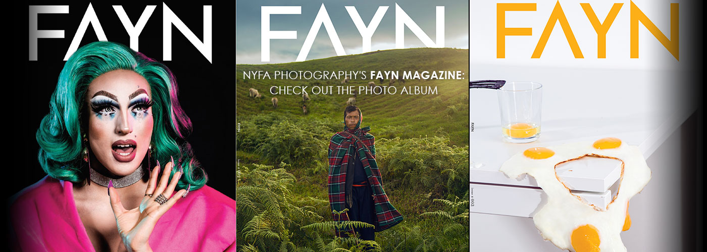 Check out FAYN Magazine by New York Film Academy Photography Department