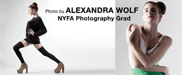Photo by NYFA Photography Graduate Alexandra Wolf