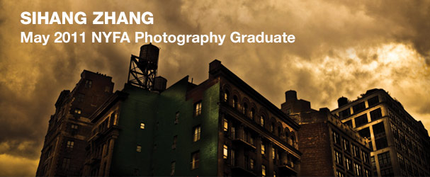 Photo by May 2011 NYFA Photography Graduate Sihang Zhang