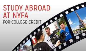 Study abroad at NYFA for college credit