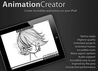 3D Animation Apps Software for iOS, iPhone, iPad, Android