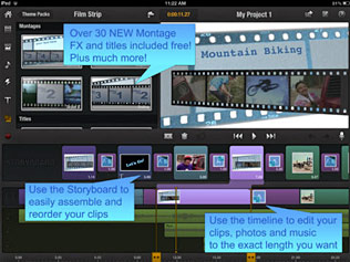 New York Film Academy - Editing Apps