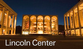 NYFA collaborates with Lincoln Center