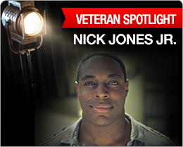 Veteran Spotlight Nick Jones Jr.