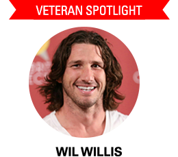 Veteran Spotlight Will Willis