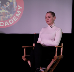Rose McGowan NYFA