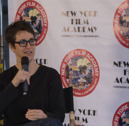 Rachel Maddow NYFA Featured