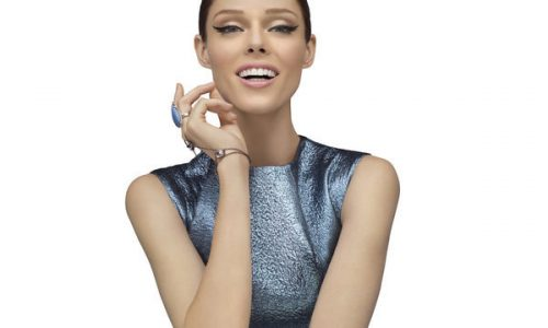 THE FACE -- Season: 1 -- Pictured: Coco Rocha -- (Photo by: Laspata DeCaro/Oxygen)