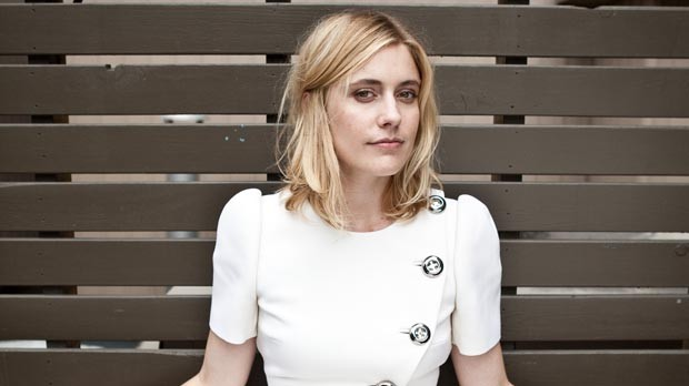 Greta Gerwig, screenwriter on Frances Ha