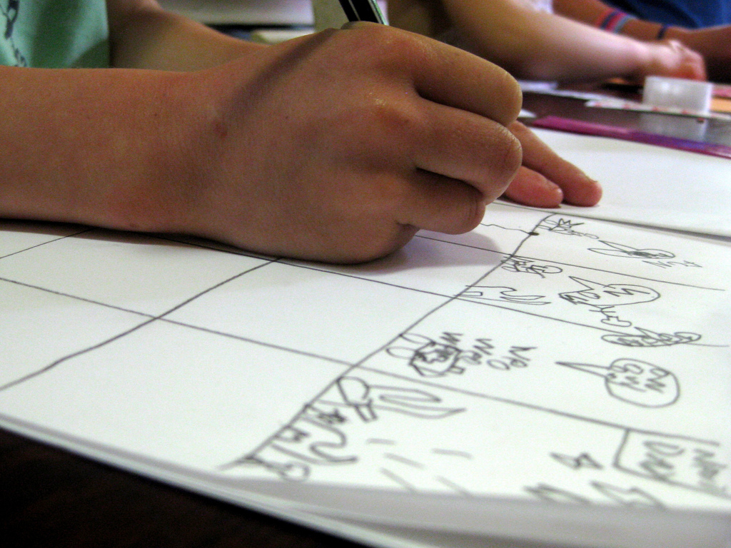 animation storyboarding