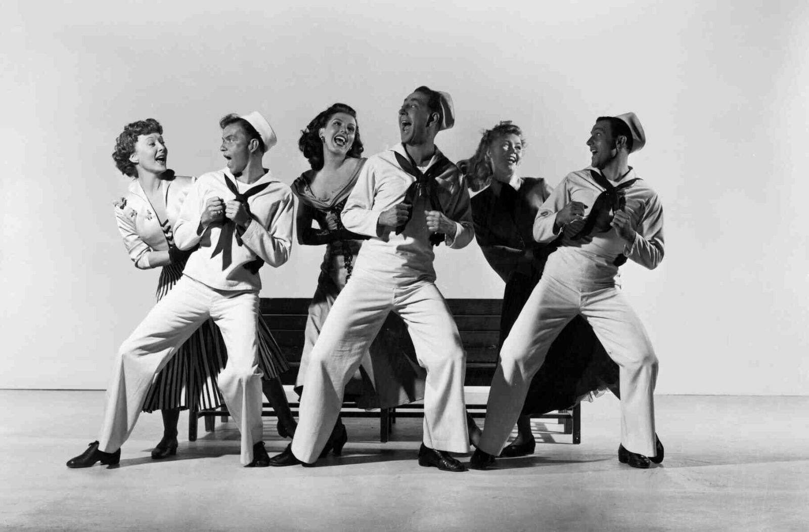 The Marriage Of Dance And Film The Legacy Of Gene Kelly