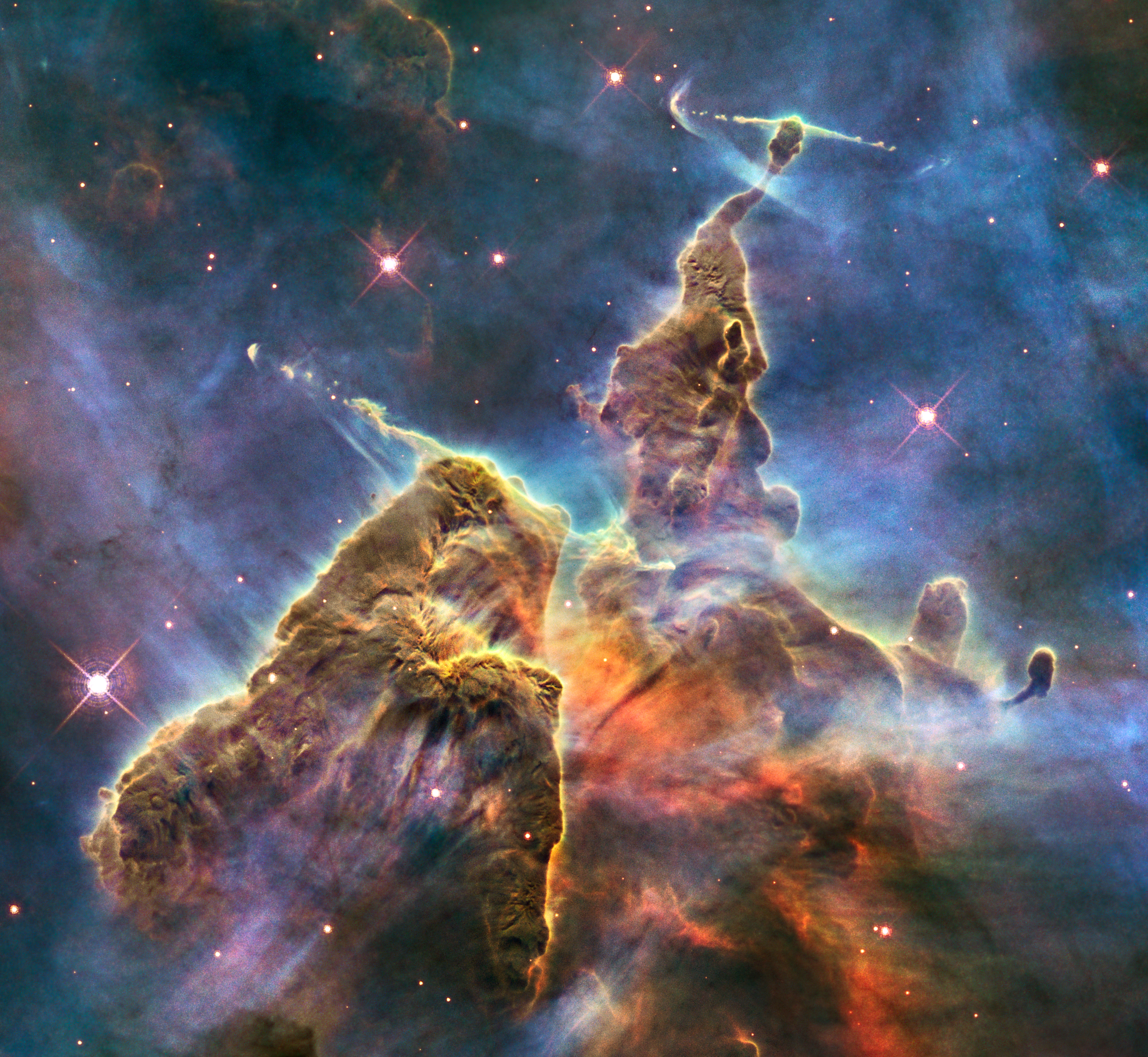 HH_901_and_HH_902_in_the_Carina_nebula_(captured_by_the_Hubble_Space_Telescope)
