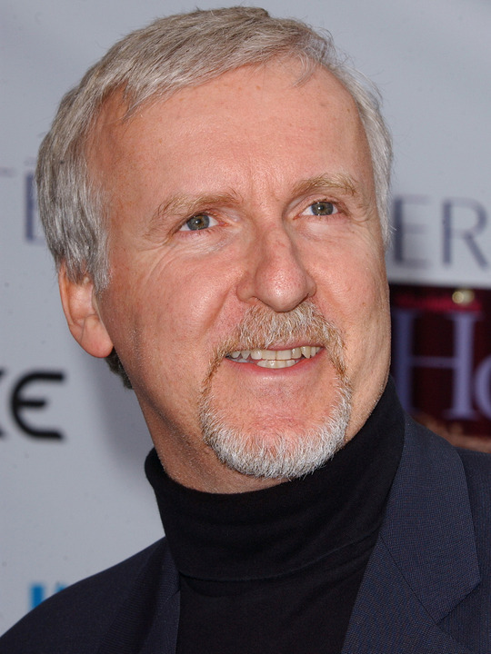 james cameron how tall