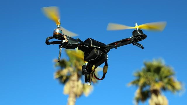 The Pocket Drone camera for aerial photography
