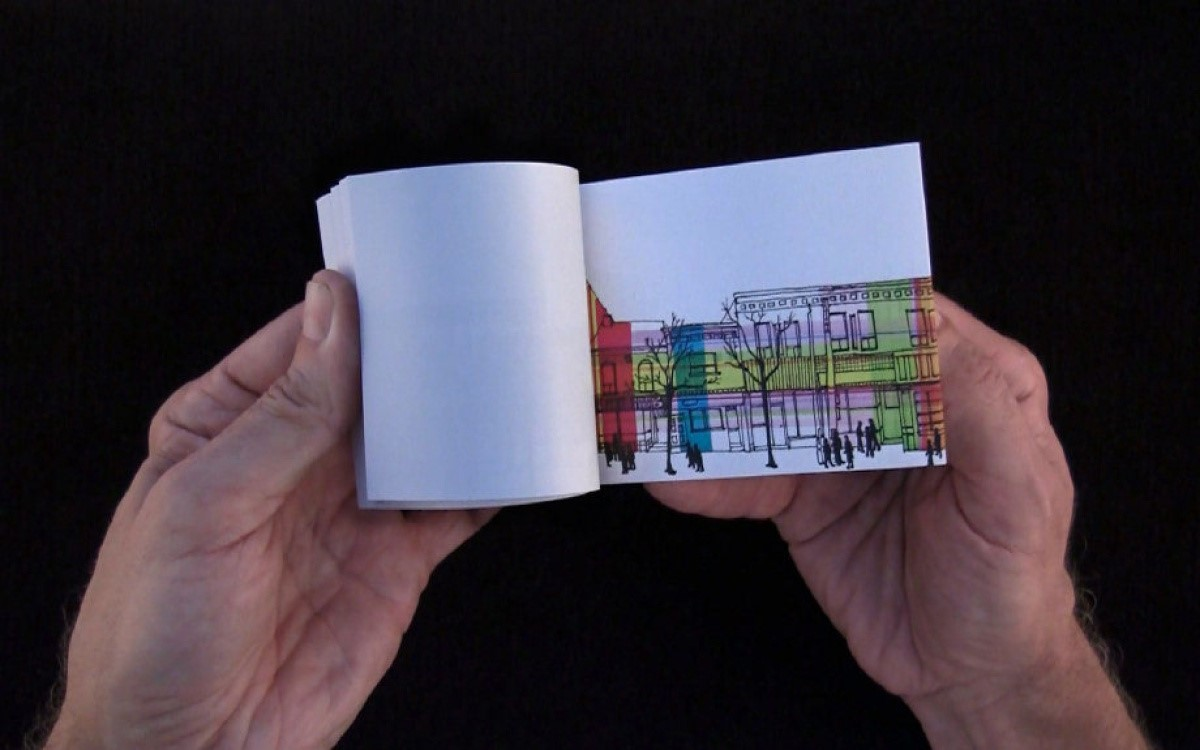 Flipbook Animation