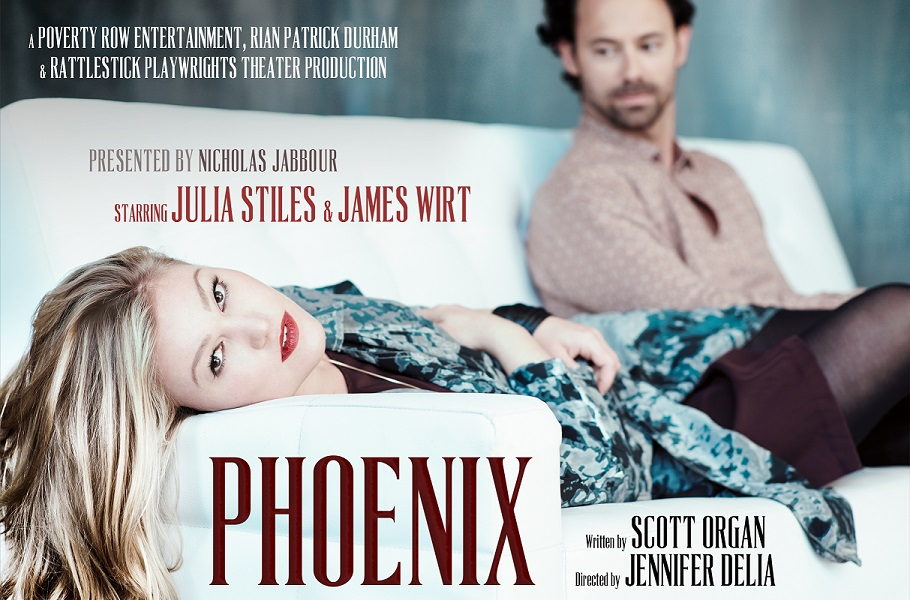 Phoenix Julia Stiles & James Wirt