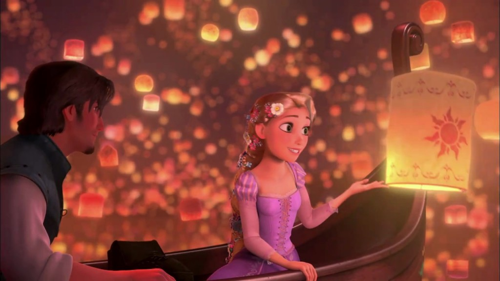 Tangled most expensive animated movie