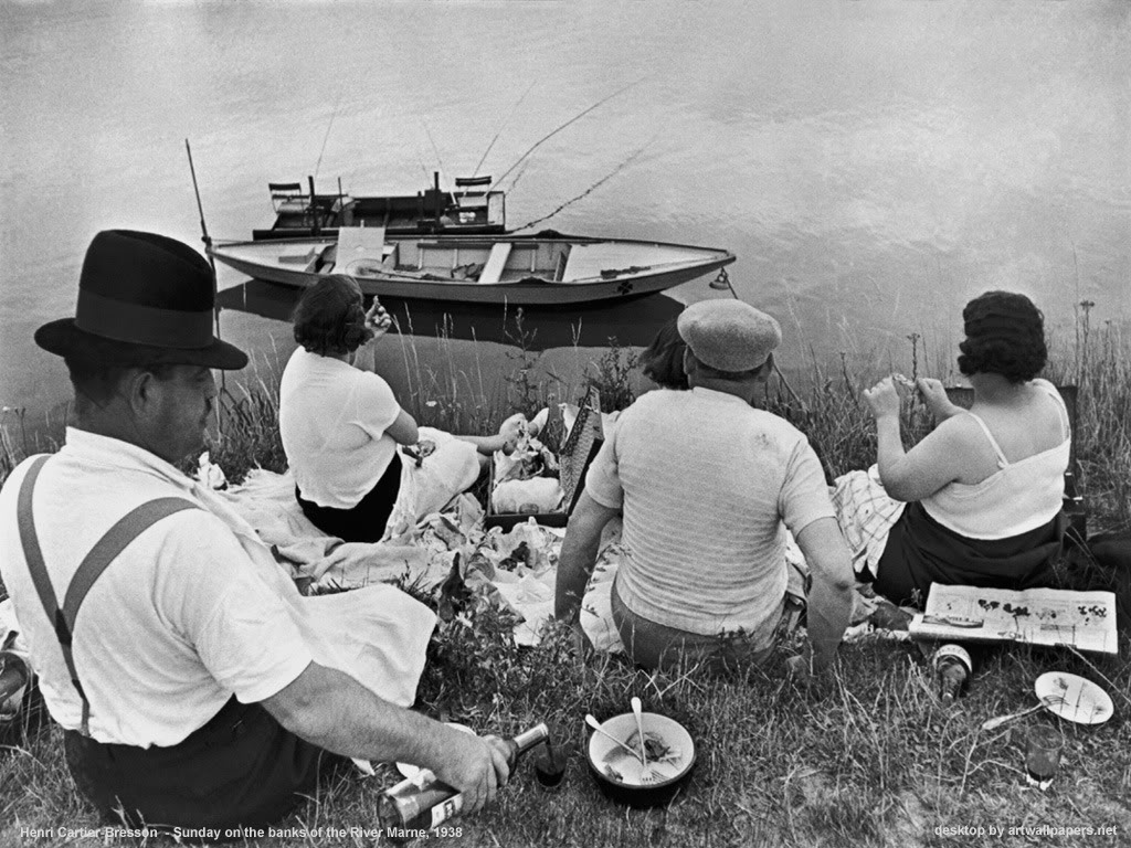 Photo by Cartier Bresson